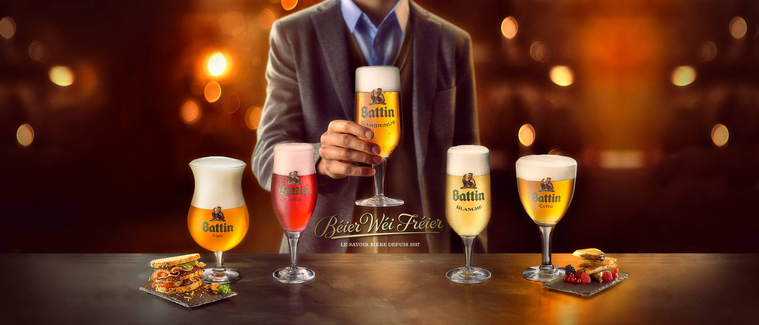Savoir bière home